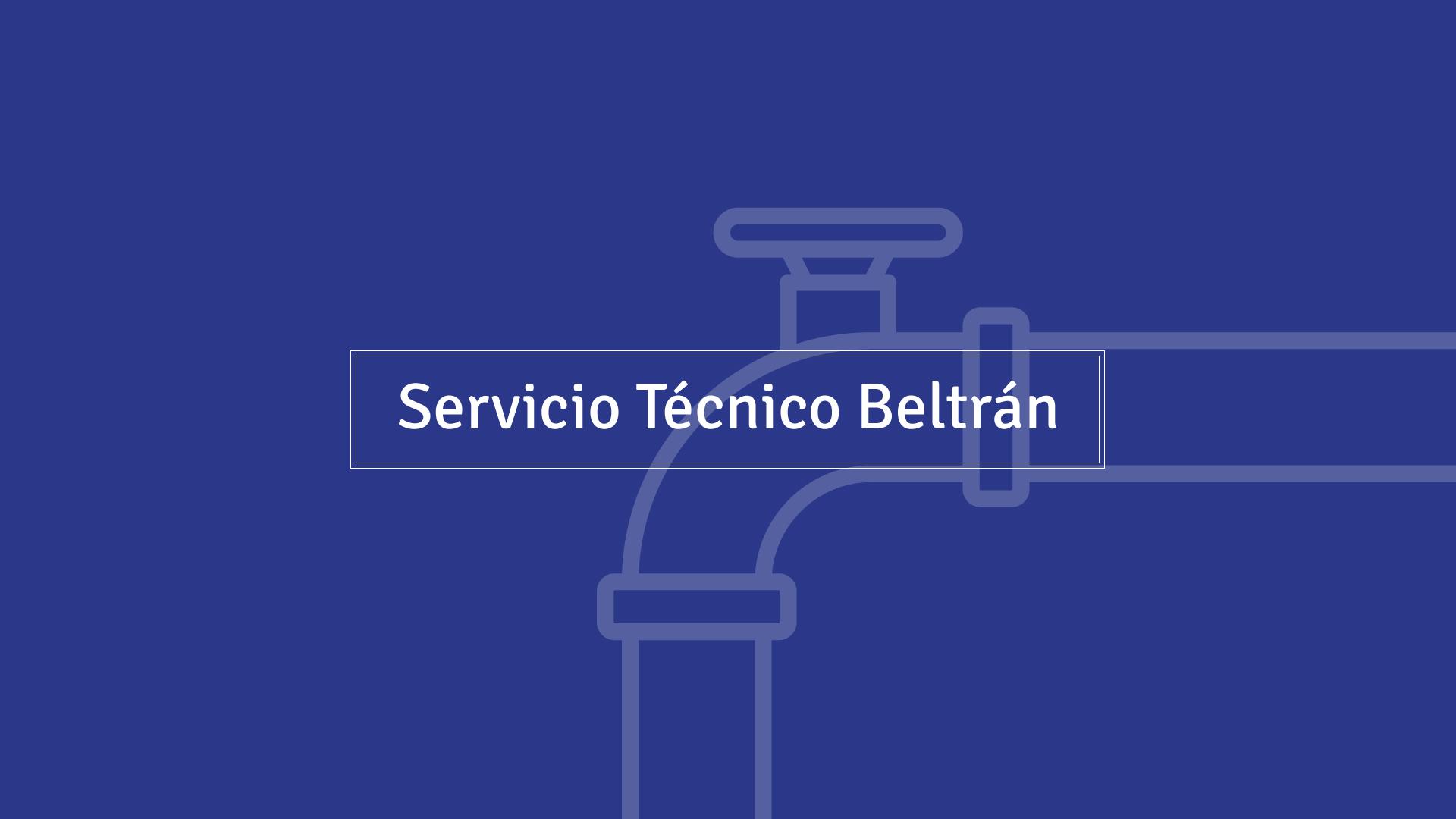 Contacto Fontaneria Beltran